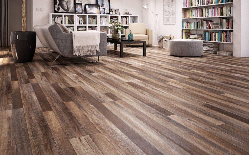 ¿Es buena idea usar un piso laminado en oficinas?